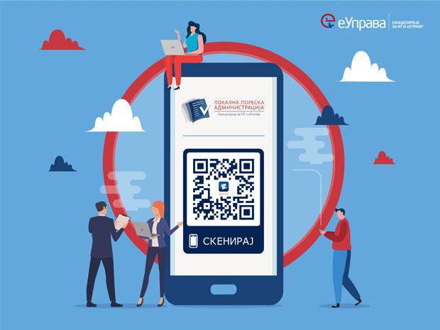 NOVA MOBILNA APLIKACIJA ELEKTRONSKE UPRAVE: Plaćanje poreza na klik