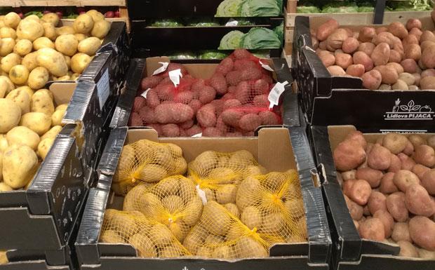 Makedonski med i krompir od danas ne mogu na KiM
