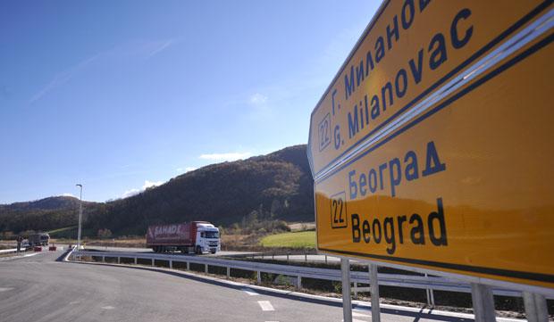 Mihajlović: Od 2014. izgrađeno 320 kilometara autoputeva