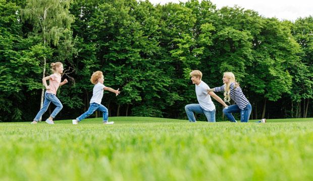 Деца недовољно активна, вратити их игри у природи 3