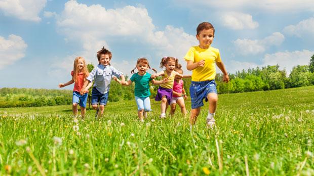 Деца недовољно активна, вратити их игри у природи 2