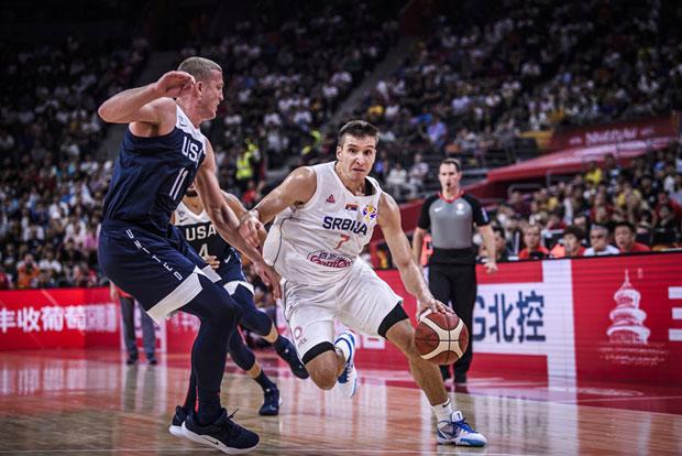 Bogdan Bogdanović Foto: FIBA
