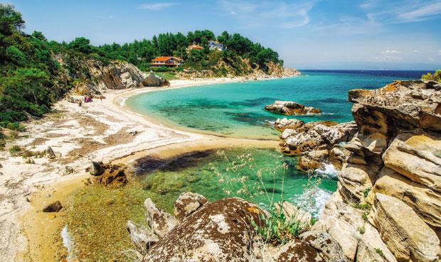 Zelena oaza Egejskog mora