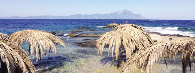 Metamorfozis: Zelena oaza Egejskog mora