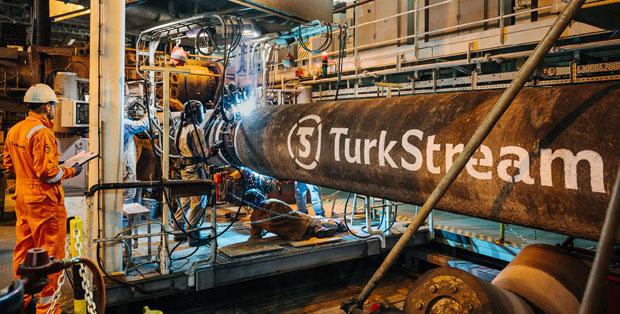 Odobrena izgradnja Turskog toka kroz Bugarsku
