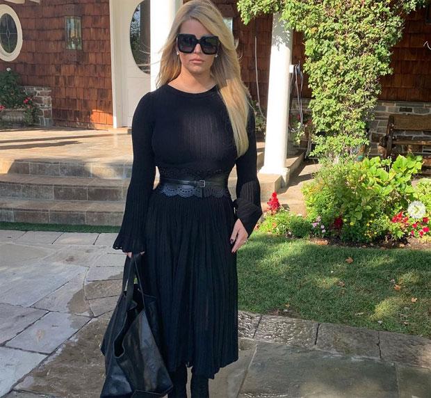 Prepolovila se: Džesika Simpson smršala 45 kilograma