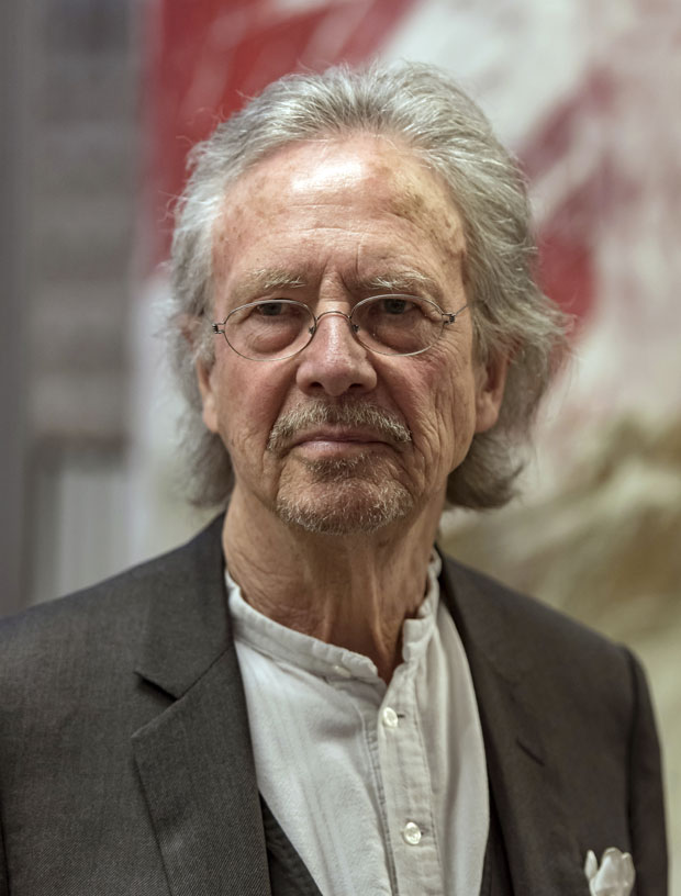 Peter Handke AP Photo