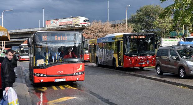 Od Sutra Izmene Na Vise Linija Gsp A Detaljan Spisak Autobusa I