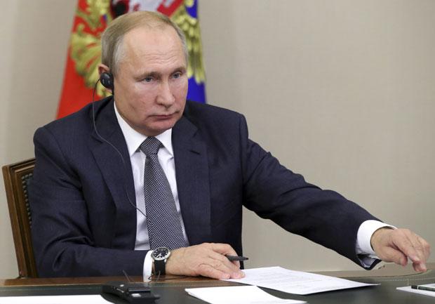 Foto: AP Mikhail Klimentyev Sputnik Kremlin Pool