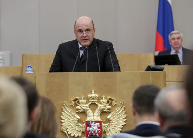 The State Duma The Federal Assembly of The Russian Federation via AP