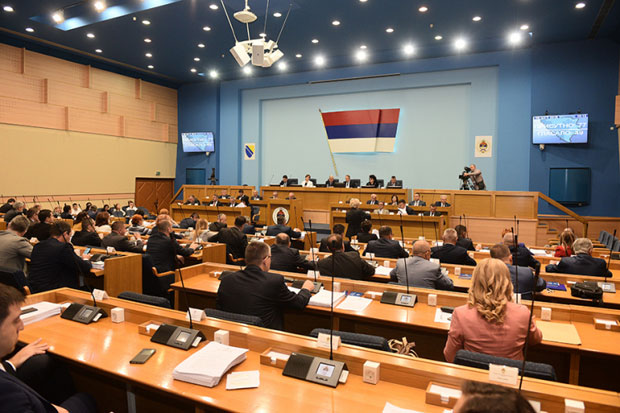 Zaključci predloženi za posebnu sednicu Narodne skupštine RS ...