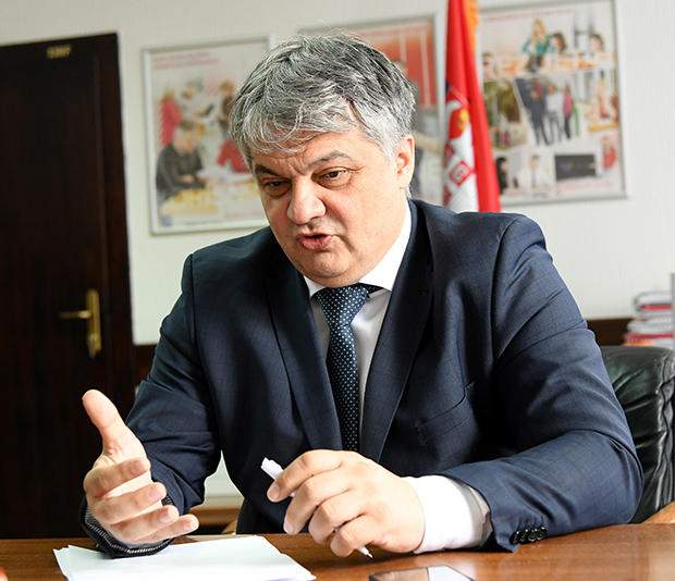 """Vladimir Lučić: Do 2023. """"Telekom"""" će vredeti više od ČETIRI MILIJARDE EVRA"""
