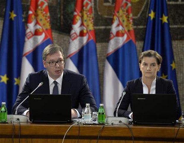 Vučić i Brnabić danas sa kineskim stručnjacima, u 18 sati obratiće se  javnosti | Novosti.RS