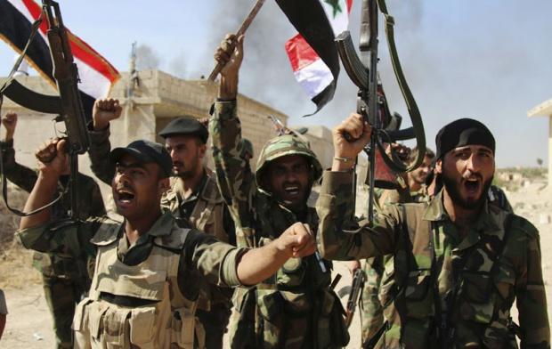 ОФАНЗИВА АСАДА: Сиријска војска заузела још једну побуњеничку четврт Алепа (ВИДЕО)