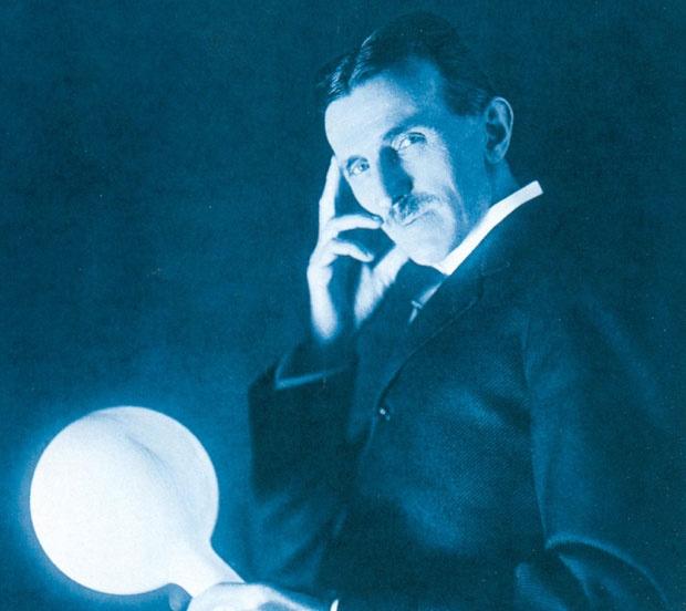 Naučnik Nikola Tesla