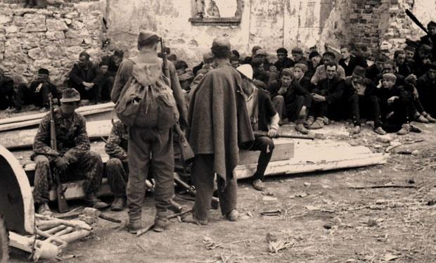 Zarobljeni Veličani