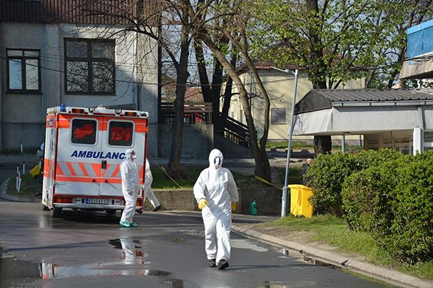 U Rasinskom okrugu otkriveno 116 zaraženih Korona virusom, 85 u Kruševcu, u Nišu preminuo čovek iz Varvarina, 33 pacijenta se leči u Kruševcu